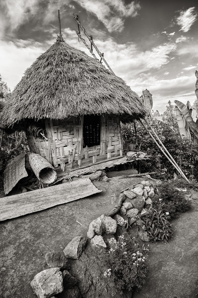 Hut, Ethiopia