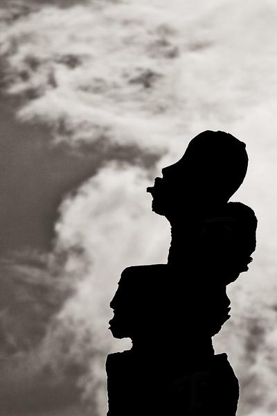 Slavery Monument, Ouidah, Benin