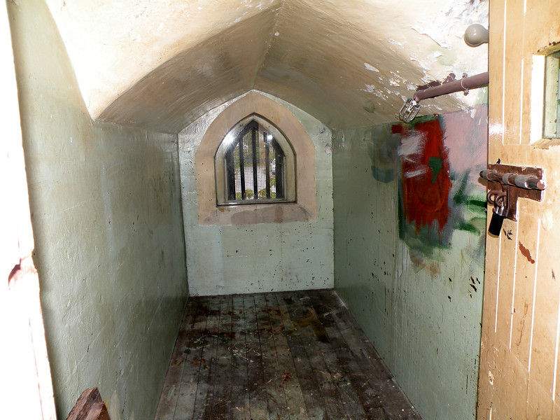 Solitary confinement could be grim!
