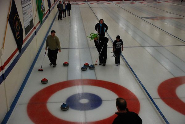 Curling: 5 and under 2009