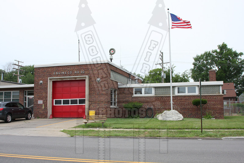 Detroit, MI quarters of Engine 30