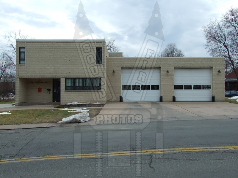 Manchester, Ct Fire Rescue EMS Station 3