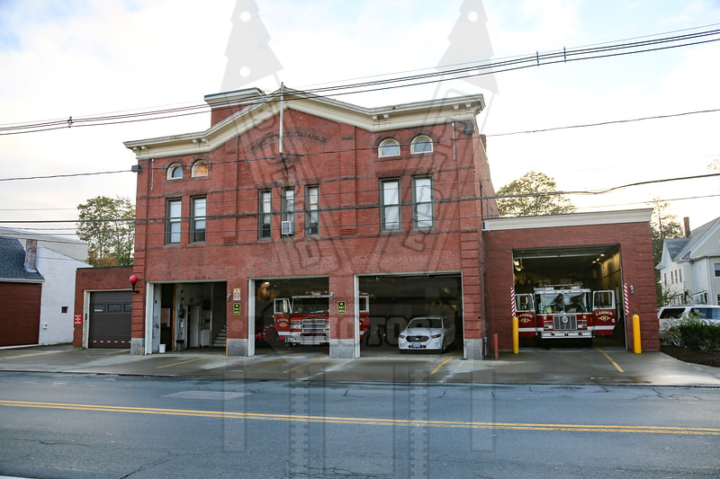 Brockton, Ma. home to Engine 2 and Ladder 2
