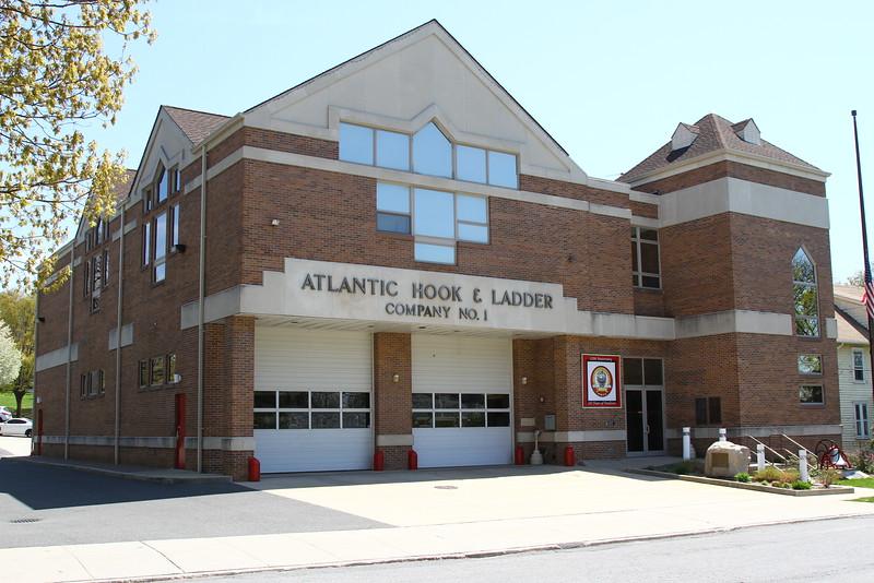 Port Washington, NY Atlantic Hook & Ladder Co.'s firehouse