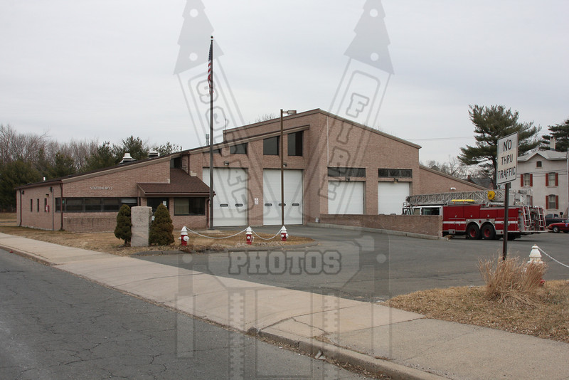 New Britain, Ct. Station 5 with FD shops