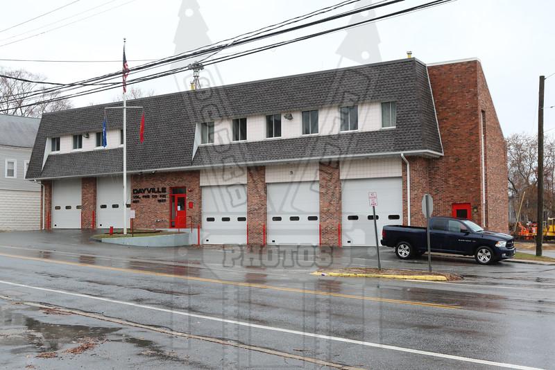 Killingly, Ct Dayville fire station
