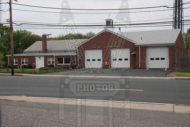 Blue Hills FD (Bloomfield, Ct) Fire Headquarters