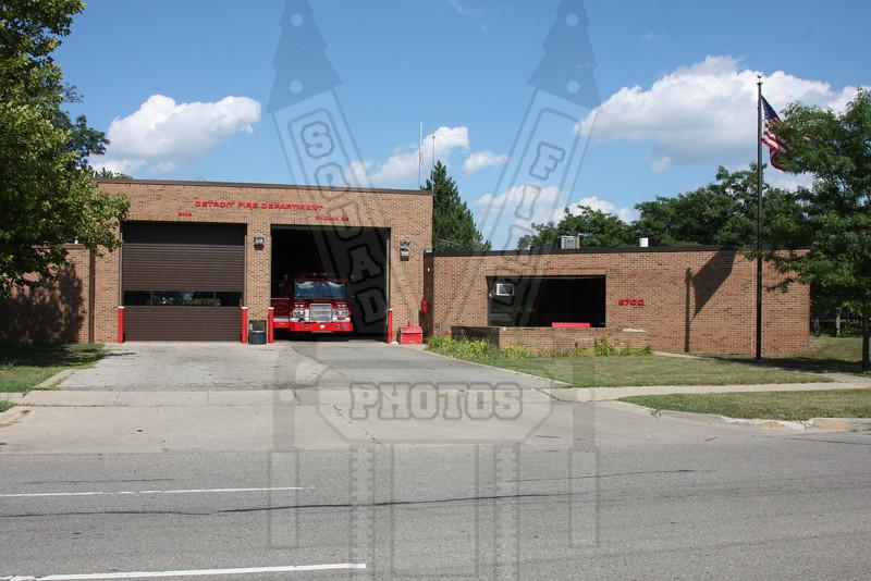 Detroit, MI Engine 39