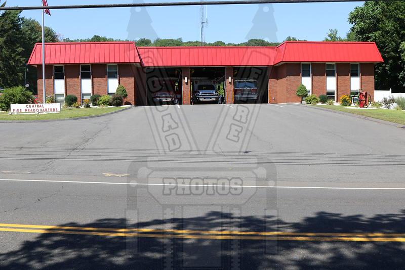 Wallingford, Ct. Central Fire Headquarters