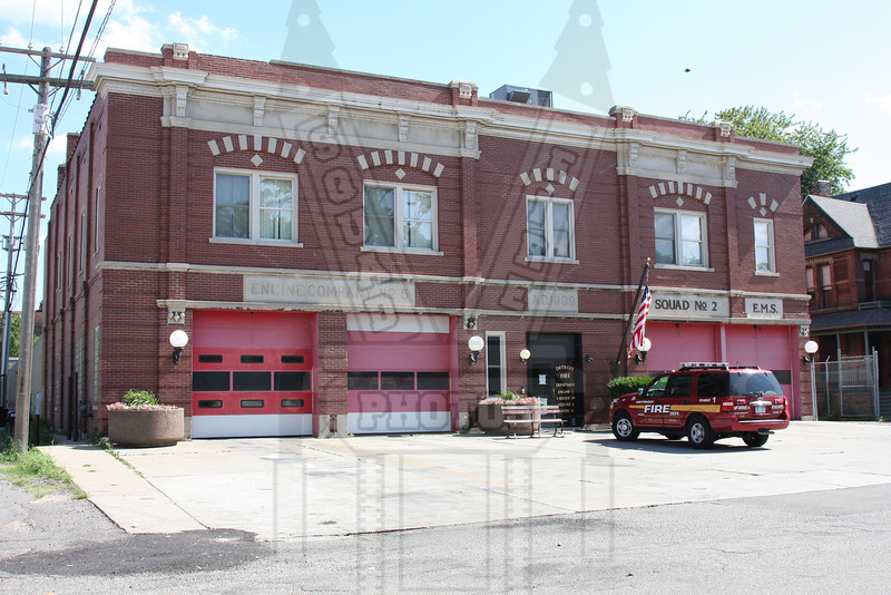 Home to Detroit, MI Engine 5 and Squad 2