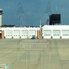 Columbia, SC airport fire station. Picture taken with cell phone.