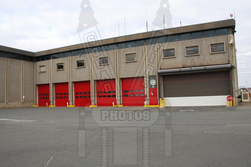 United Technologies Pratt & Whitney plant (East Hartford, Ct) Fire Station