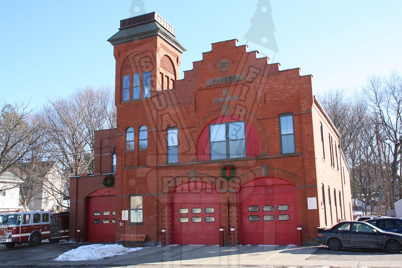 Meriden, Ct station 3 Connecticut's oldest active firehouse.