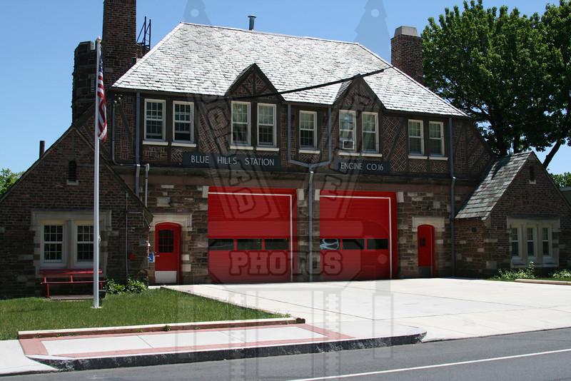 Hartford, Ct Engine 16's house