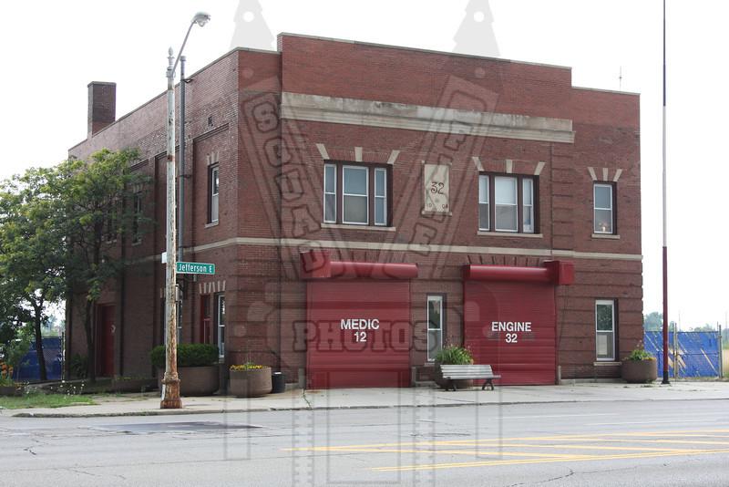 Station 32 in Detroit, MI