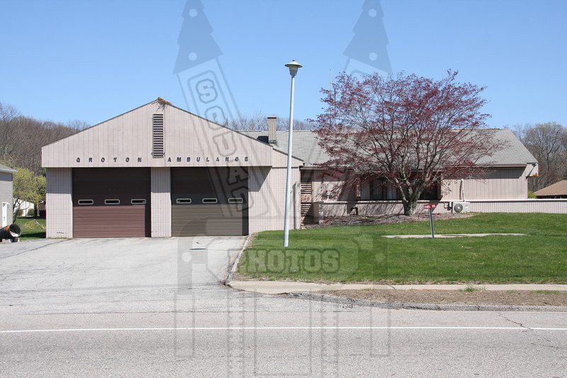 Groton, Ct ambulance building