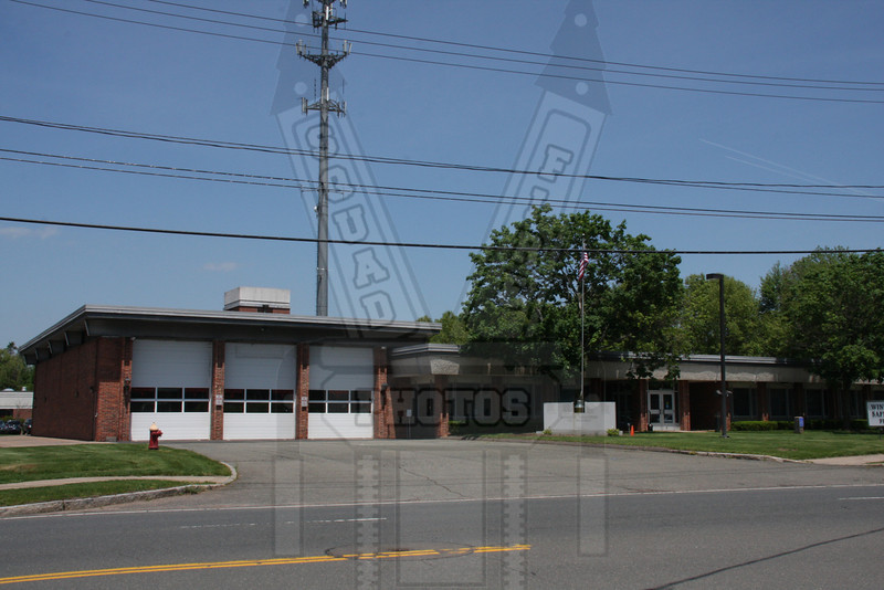 Windsor, Ct FD. Firehouse is part of a public safety building
