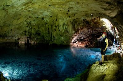 Yucatan Cave - Mexico