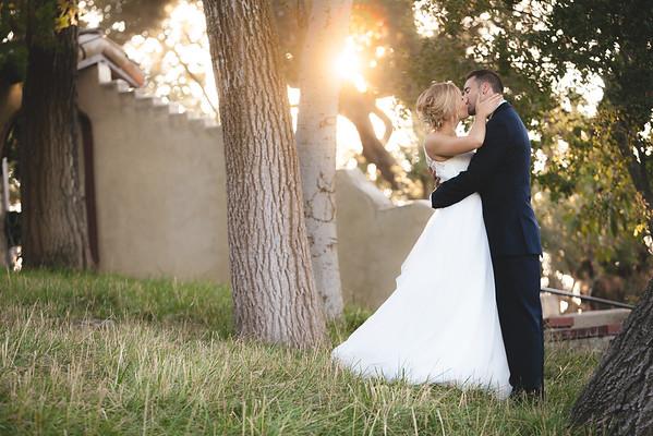 Curtis & Erika Wedding