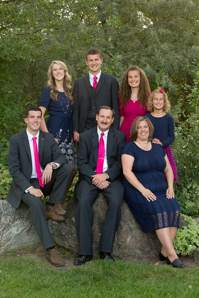 Curtis Sessions Family 2015