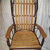 Hickory Bentwood Rocking Chair