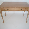 Natural QSO Queen Anne Desk
