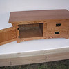 Medium Oak Harmony Coffee Table