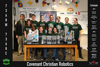 Robotics Team Banner 2