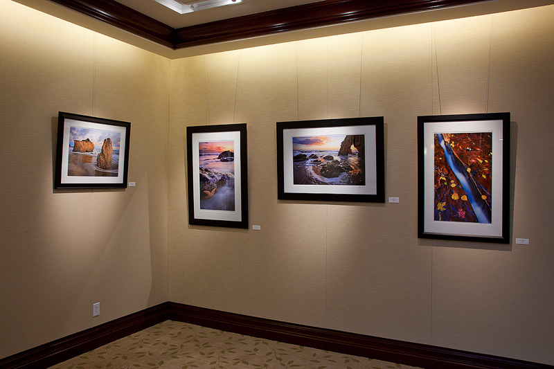 Fine art framed prints example