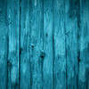 Dark Blue Wooden Wall