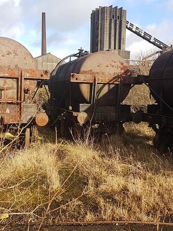 NCB 40228 14t Tar Tank extant    29/12/17