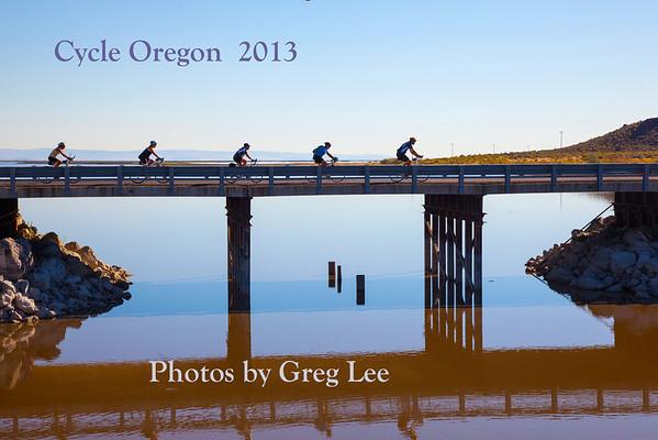 Cycle Oregon Week 2013