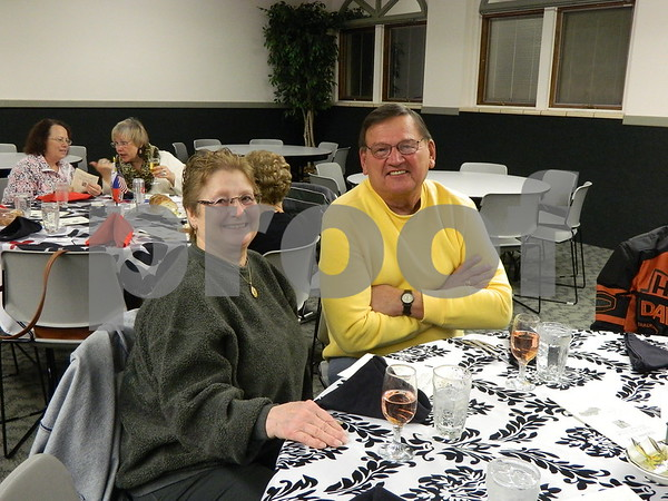 left to right: Ellis Macha, and Jill Sorensen