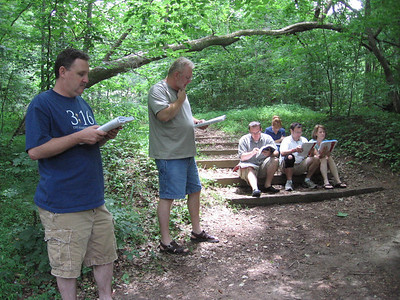 Disciple 1 Retreat 2008