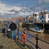 Hull Marina lock gates Jan 2014