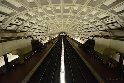 Metro Station, Washington, D.C.
