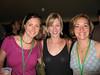 Alison Moll '95, Kisha Weiser '95, and Itir Clarke '95