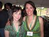 Lisa Mortell '95 and Colleen Phelan '95