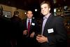 DAASV board member Jim Knopf '89 and Andrew Flynn '07