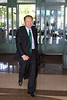 Dartmouth College President Jim Yong Kim arriving at the Sofitel Hotel in Redwood Shores, CA for a reception in the Bay Area.