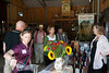 Judy and Jim served the next wines to enthusiastic  participants.