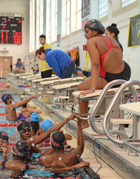 DCPS Varsity Swimming