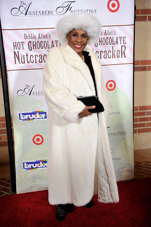 DEBBI ALLEN'S DANCE ACADEMY PRESENTS THE CHOCOLATE NUTCRACKER GUEST STARING RAVEN SYMONE AT ROYCE HALL ON THE CAMPUS OF UCLA ON DECEMBER 8, 2011 Valerie Goodloe