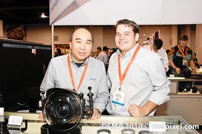 Edward Lai and Ryan Canon