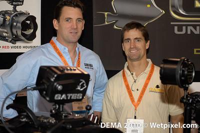 Ronan Gray and Shawn Heinrichs