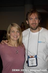 Wetpixel's Sterling Zumbrunn and Abi Smiegel