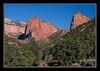 Kolob Canyons, Zion National Park, Utah...