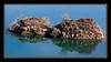Island in Lake Havasu, Arizona...