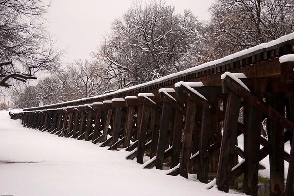 DFW Snowstorm 2/11-12 2010
