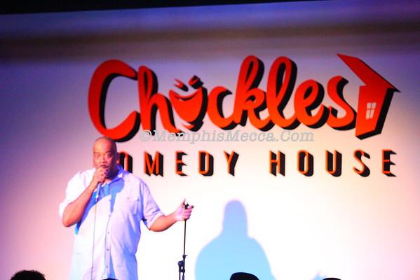 D.L. Hughley @ Chuckles Comedy House